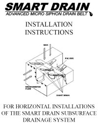 Horizontal Installation Guide