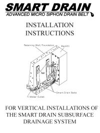 Vertical Installation Guide